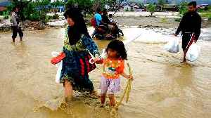 Indonesia flood death toll crosses 100, dozens still missing [Video]