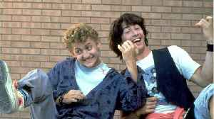 'Bill & Ted 3' Officially Lands Release Date [Video]