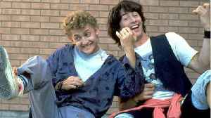 Release Date And Synopsis Revealed For 'Bill & Ted 3' [Video]
