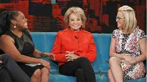 'The View' Alum Jenny McCarthy Talks About Barbara Walters [Video]
