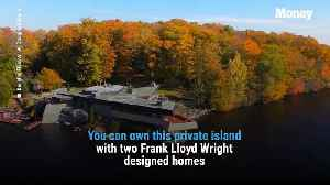 This Island Features Two Frank Lloyd Wright Homes [Video]