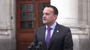Leo Varadkar: Ireland are 'open' to Brexit extension [Video]