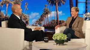 Cory Booker Opens Up About Relationship With Rosario Dawson on 'Ellen' | THR News [Video]