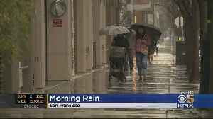 Rain Returns To Bay Area With Morning Arrival Of Latest Storm System [Video]