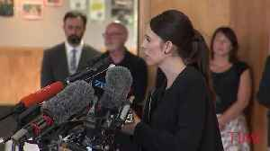 Jacinda Ardern Speaks to Students Following Mass Shooting in Christchurch [Video]