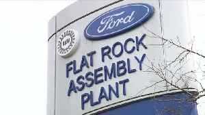 News video: Ford to expand production at Flat Rock Assembly plant, will add 900 jobs in Michigan