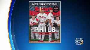 News video: New-Look Phillies Brace Cover Of Sports Illustrated