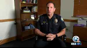 Retiring Delray Beach Police Chief talks about transition period [Video]