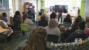 Youth Heart Watch Program At CHOP Recognizes First Heart Safe School [Video]