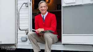 Sony Pictures Releases New Photo of Tom Hanks as Mister Rogers | THR News [Video]