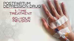 New Drugs Aims To Cure Postpartum Depression [Video]
