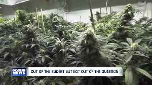 Pushing pot back: a snag in the efforts to bring recreational marijuana to NY [Video]
