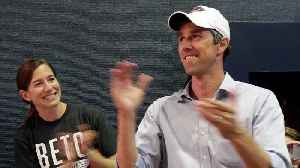 O'Rourke's Campaign Strategy Is Devastatingly Simple: 'You've Got To Show Up' [Video]