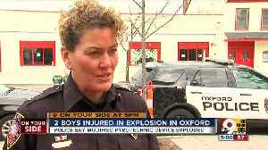 Police report describes gruesome injuries in Oxford explosion [Video]