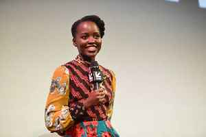 Lupita Nyong'o Says 'Black Panther' Was New Territory [Video]