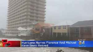 Hurricane Names Retired [Video]