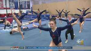 In Final Season, UIC Gymnastics Team Aims For NCAA Tournament Berth [Video]