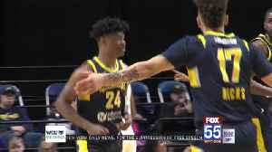 Mad Ants hold off Herd [Video]