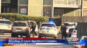 Shooting at Local Apartment Complex [Video]