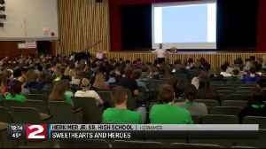 Sweethearts and Heroes: Herkimer County middle schoolers tackle bullying [Video]