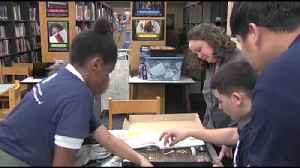 VIDEO ASD students take part in