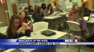 Educator of the Week - March 20, 2019 [Video]