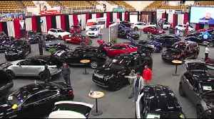 VIDEO LV Auto Show gears up [Video]