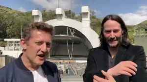 News video: Bill and Ted 3 Movie - Keanu Reeves, William Sadler, Alex Winter