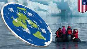 Flat Earthers plan Antarctic expedition to edge of the Earth [Video]