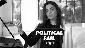 Far-right Israeli politician fails to be funny in 'Fascism' perfume ad [Video]
