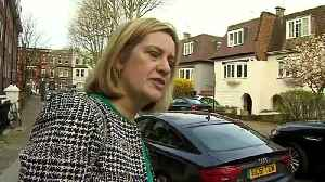 Amber Rudd: Important thing is to get the deal through [Video]