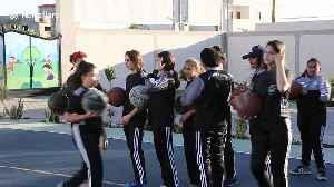 Gaza girls defy challenges by enrolling at basketball academy [Video]