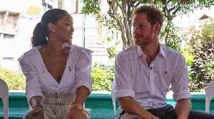 Prince Charles Praises Rihanna in Speech (After Getting a Lesson on RiRi from Prince Harry) [Video]