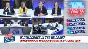 Your call in full: 'Dead democracy' in the UK and Viktor Orban [Video]