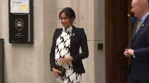 Should Meghan Markle Breastfeed or Bottle Feed? Moms Are Weighing In [Video]