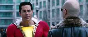 SHAZAM! Movie Clip - Shazam (Zachary Levi) vs. Doctor Sivana (Mark Strong) [Video]