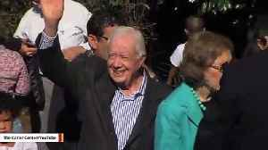 Jimmy Carter Is Now The Oldest Living Former President [Video]