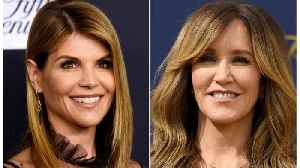 Neither Lori Loughlin Or Felicity Huffman Thought It Was A 'Huge Deal' To Game The System [Video]