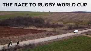 Race to Rugby World Cup | Update from Asia! [Video]
