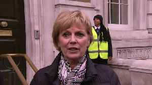 Anna Soubry: I cannot go home this weekend, I am not safe [Video]