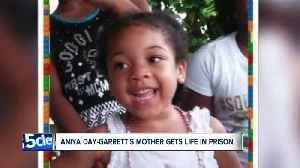 Mother and her boyfriend sentenced to life in prison for killing 4-year-old Aniya Day-Garrett [Video]