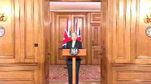 May urges lawmakers to back Brexit deal now [Video]