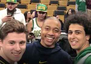 Former Fan Favorite Isaiah Thomas Says 'I'll Be Back' to Boston Celtic Fans [Video]