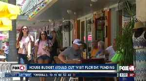 House Budget would cut 'Visit Florida' Funding [Video]