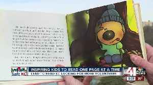 Kansas City's Lead to Read program hopes reading means a safer future [Video]