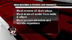 New boating & fishing laws take effect in Michigan this week [Video]