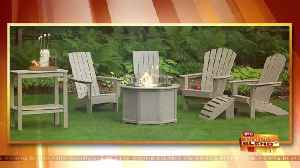 Think Spring with Maintenance-Free Outdoor Furniture [Video]