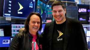 T-Mobile Uses In-Home Test In Effort To Push Sprint Deal [Video]