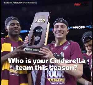 March Madness' Greatest Cinderella Stories [Video]