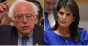 Bernie Sanders Whines About Childbirth Costs, Nikki Haley Knocks Him Out Cold [Video]